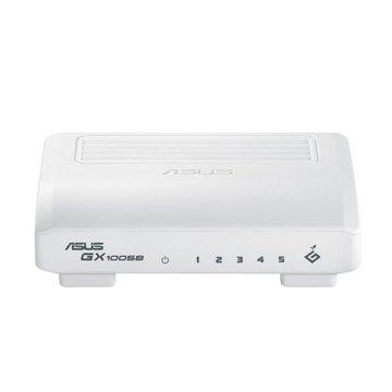 ASUS 華碩GX1005B_V4 5埠SWITCH HUB