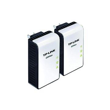 TP-LINK TL-PA211二顆電源網路橋接器200M