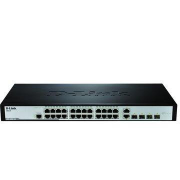 D-LINK DES-3200-28 28埠網管型交換器
