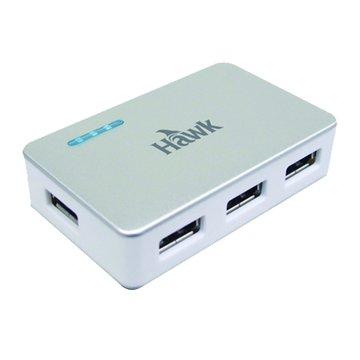 Hawk 鵰族U490 高速4埠USB3.0 HUB