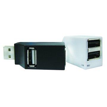 HUB-33 3埠 USB2.0 HUB黑