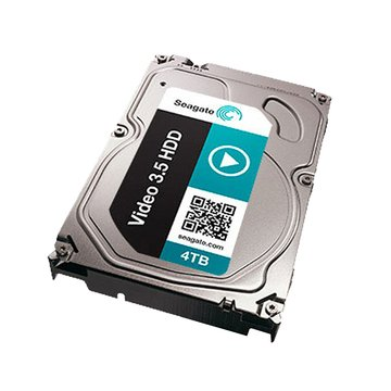 Seagate 希捷 4T 3.5吋 64MB 5900轉 SATAIII 混合硬碟(ST4000DX001-3Y/P)