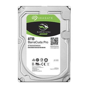 Seagate 希捷 8TB 3.5吋 256MB 7200轉 SATAIII 裝機硬碟(ST8000DM005-5Y/P)