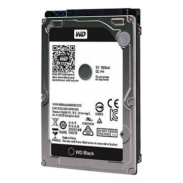 WD 威騰 1TB 2.5吋 32MB 7200轉 SATAIII 黑標硬碟(WD10JPLX-5Y/P)