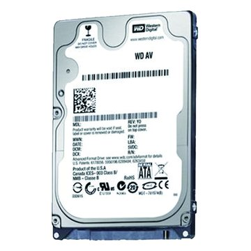 WD 威騰1TB 2.5吋 16MB 5400轉 SATA AV影音硬碟(WD10JUCT)