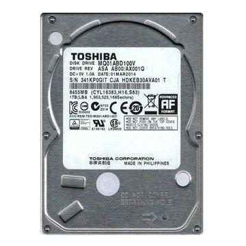 "TOSHIBA  1TB 2.5"" SATA Surveillance 5400R 8M(監控)"