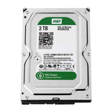WD 威騰 2TB 3.5吋 64MB 7200轉 SATAIII 裝機硬碟(WD20EZRX-2Y/P)