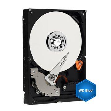 WD 威騰1TB 3.5吋 64MB 7200轉 SATAIII 藍標硬碟(WD10EZEX-3Y/P)