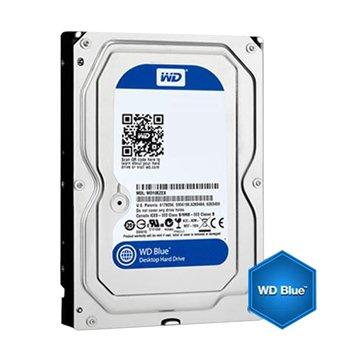 WD 威騰 500GB 3.5吋 32MB 7200轉 SATAIII 藍標硬碟(WD5000AZLX/3y)