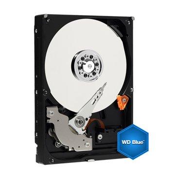 WD 威騰 2TB 3.5吋 64MB 5400轉 SATAIII 藍標硬碟(WD20EZRZ-3Y/P)