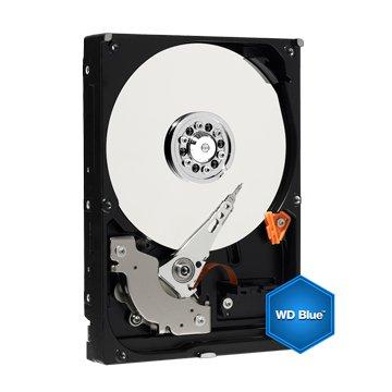 WD 威騰4TB 3.5吋 64MB SATAIII 藍標硬碟(WD40EZRZ-3Y/P)