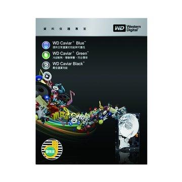 WD 威騰 1.5TB 3.5吋 64MB SATAIII 裝機硬碟(WD15EARX-2Y/P)