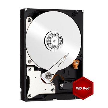 WD 威騰2TB 3.5吋 64MB SATAIII NAS硬碟(WD20EFRX-3Y/P)