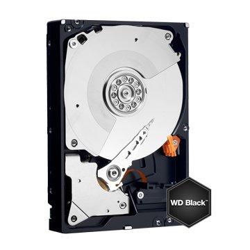 WD 威騰3TB 3.5吋 64MB 7200轉 SATAIII 黑標硬碟(WD3003FZEX-5Y/P)