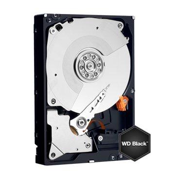 WD 威騰4TB 3.5吋 64MB 7200轉 SATAIII 黑標硬碟(WD4003FZEX-5Y/P)