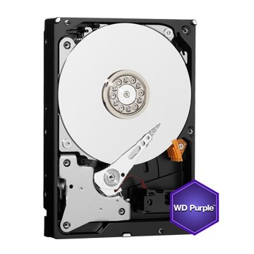 WD 威騰2TB 3.5吋 64MB SATAIII 紫標硬碟(WD20PURX)