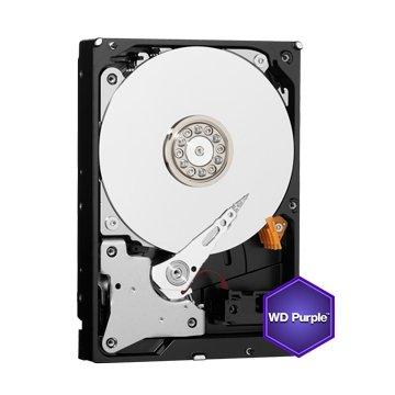 WD 威騰6TB 3.5吋 64MB SATAIII 紫標硬碟(WD60PURX)