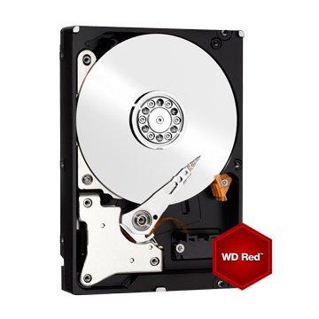 WD 威騰 5TB 3.5吋 64MB SATAIII 紅標硬碟(WD50EFRX)