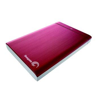 Seagate 希捷 Backup Plus 500GB 2.5吋 外接硬碟-紅