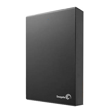 Seagate 希捷 Expansion 3TB 3.5吋 外接硬碟-銀