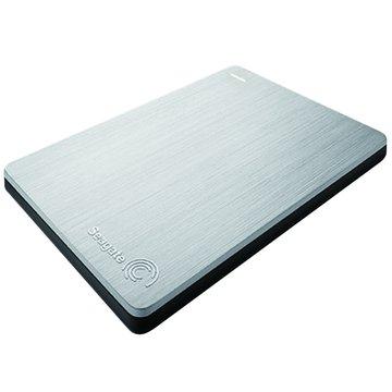 Seagate 希捷 Backup Plus Slim 500GB 2.5吋 外接硬碟-銀