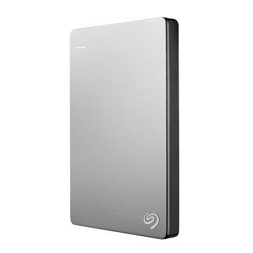 Seagate 希捷Backup Slim 1TB 2.5吋 外接硬碟-鈦(星光折扣)