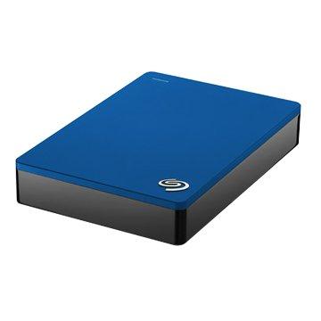 Seagate 希捷 Backup Slim 4TB 2.5吋 外接硬碟-藍