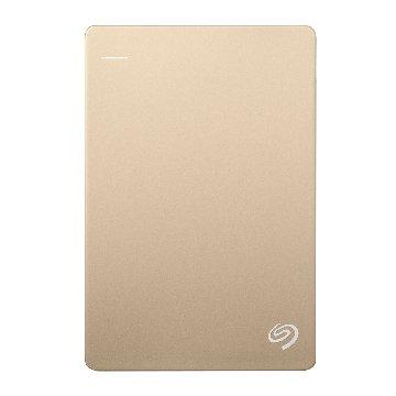 Seagate Backup Plus 4TB 2.5吋 外接硬碟-金