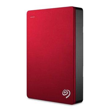 Seagate 希捷 Backup Plus 5TB 2.5吋 外接硬碟-紅