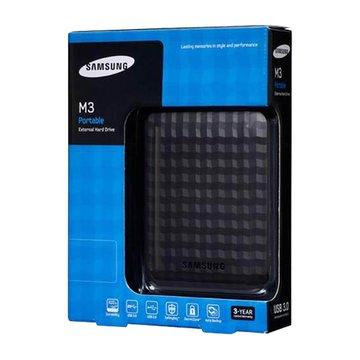 SAMSUNG 三星 M3 500GB 2.5吋 外接硬碟-紅