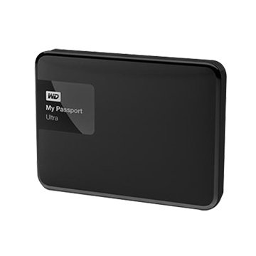 WD 威騰 My Passport Ultra 1TB 2.5吋 外接硬碟-黑