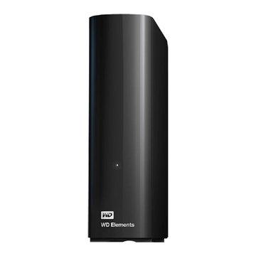 WD 威騰Elements 4TB 3.5吋 外接硬碟-黑