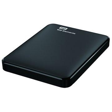 WD 威騰 Elements Portable 1.5TB 2.5吋 外接硬碟-黑