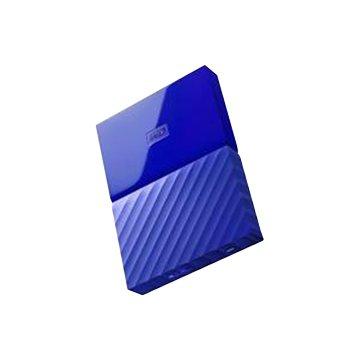 WD 威騰My Passport WESN 2TB 2.5吋 外接硬碟-藍(薄型)