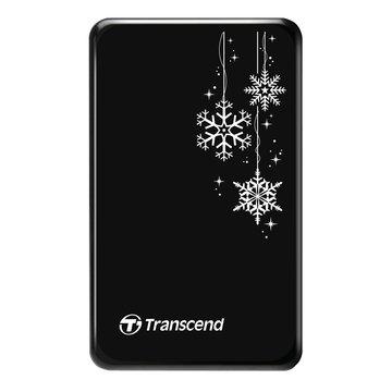Transcend 創見StoreJet 25A3 防震 1TB 2.5吋 外接硬碟-黑