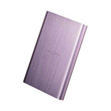 SONY 新力牌 HD-E1 1TB 2.5吋 外接硬碟-粉紅