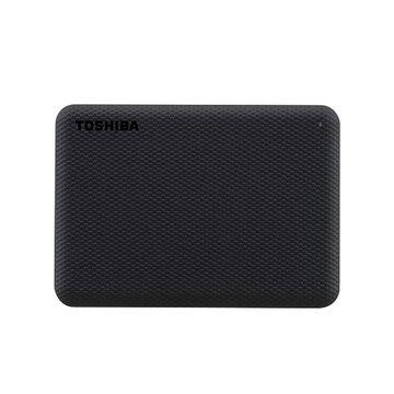 TOSHIBA 東芝2.5' 2TB V10 黑 行動硬碟