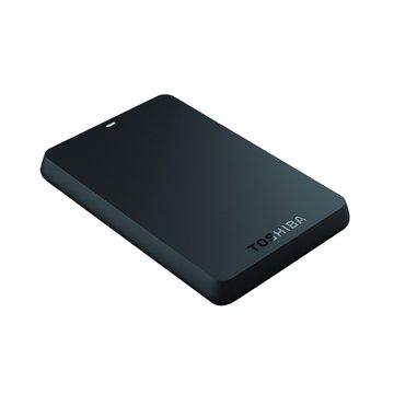 TOSHIBA 東芝 Canvio Basics A1 500GB 2.5吋 外接硬碟-黑