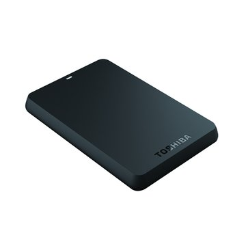 TOSHIBA 東芝 Canvio Basics A1 1.5TB 2.5吋 外接硬碟-黑