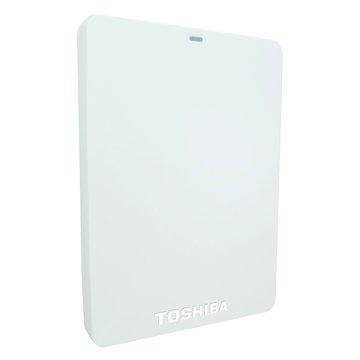 TOSHIBA 東芝 Canvio Basics A1 500GB 2.5吋 外接硬碟-白