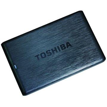 TOSHIBA 東芝 500GB 2.5吋 外接硬碟-黑