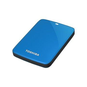 TOSHIBA 東芝 Canvio Connect V7 1.5TB 2.5吋 外接硬碟-藍