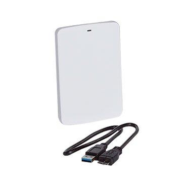 TOSHIBA 東芝Canvio Basics A2 3TB 2.5吋 外接硬碟-白