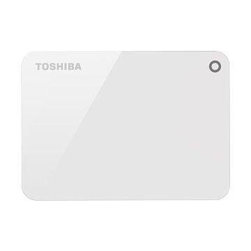 TOSHIBA Canvio Advance  V9 1TB 2.5吋 外接硬碟-雪白