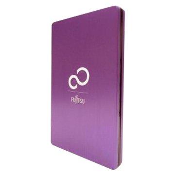 FUJITSU 富士通 Ultra Slim 1TB 2.5吋 外接硬碟-粉紅