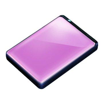 Buffalo 巴比祿 MiniStation PNTU3 1TB 2.5吋 外接硬碟-粉紅