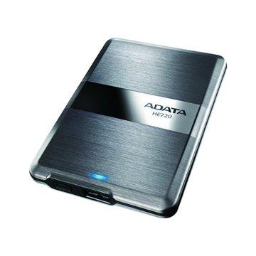 ADATA 威剛 HE720 500GB 2.5吋 外接硬碟-銀