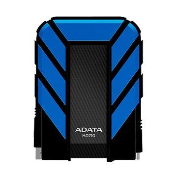 ADATA 威剛HD710 軍規防震防水 1TB 2.5吋 外接硬碟-藍