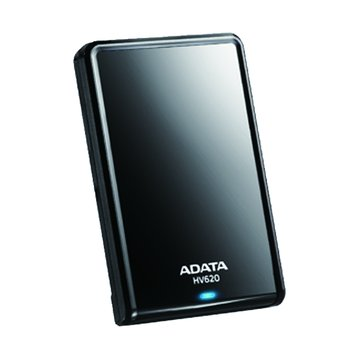 ADATA 威剛 HV620 500GB 2.5吋 外接硬碟-黑