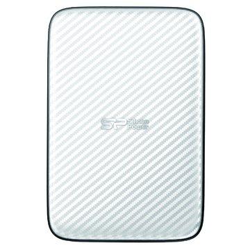 SILICON POWER D20 500GB 2.5吋 外接硬碟-白
